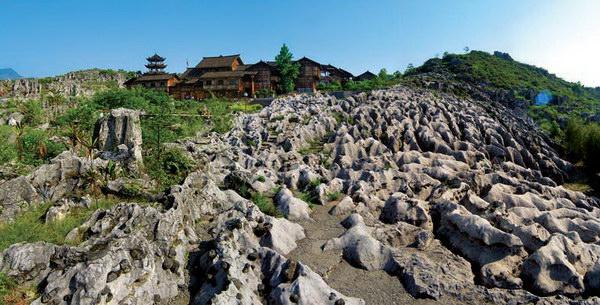 地公园_兴文石海获世界地质公园遗迹保护项目资金1800万