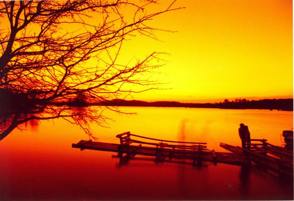 长湖风景区_世界地质公园网